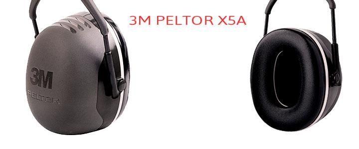 3M Peltor X5A