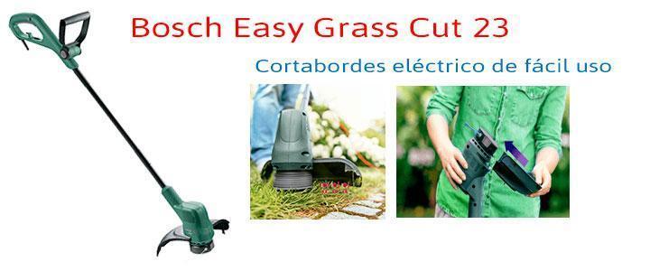 Cortabordes eléctrico Bosch Easy Grass Cut 23