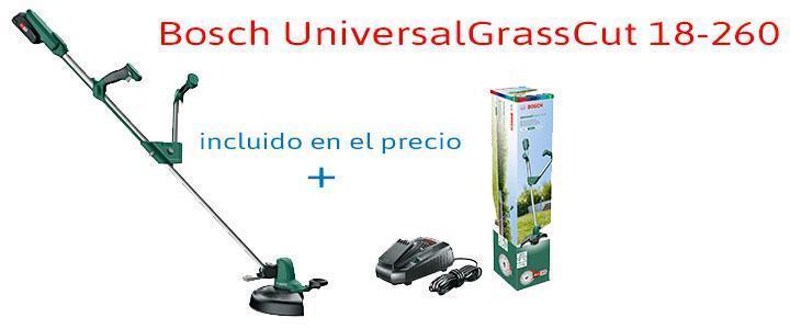 Bosch UniversalGrassCut 18-260