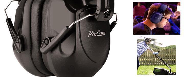Cascos para el ruido ProCase profesional