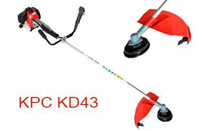 Desbrozadora KPC KD43