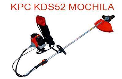 Desbrozadora de mochila KPC KDS52