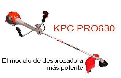 Desbrozadora KPC PRO630