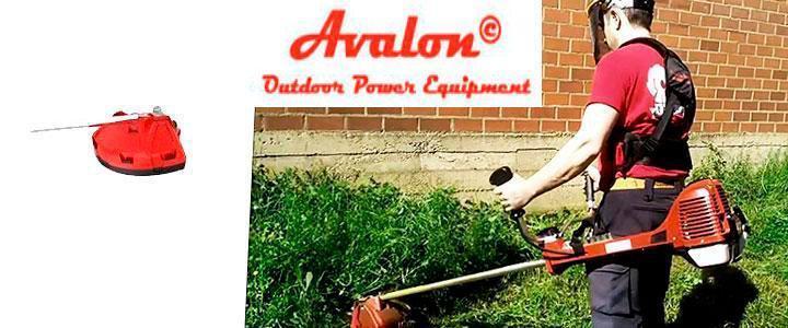 Desbrozadoras Avalon