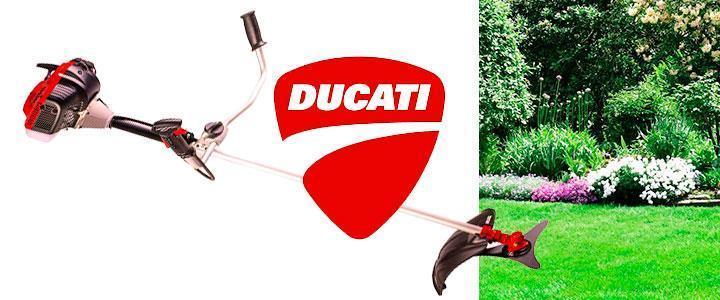 Desbrozadoras Ducati