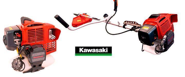 Desbrozadoras Kawasaki, Precios y Características