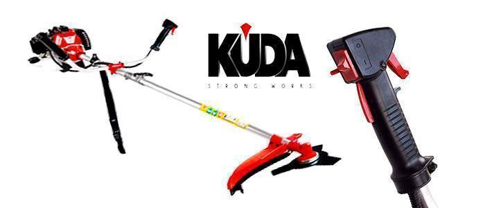 Desbrozadoras Kuda 52cc, CN 520 y catálogo, precios y características