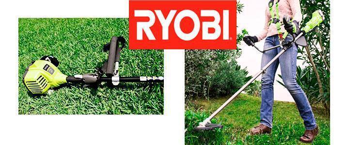 Desbrozadoras Ryobi