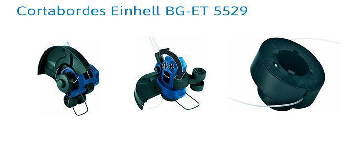 Cortabordes Einhell BG-ET 5529