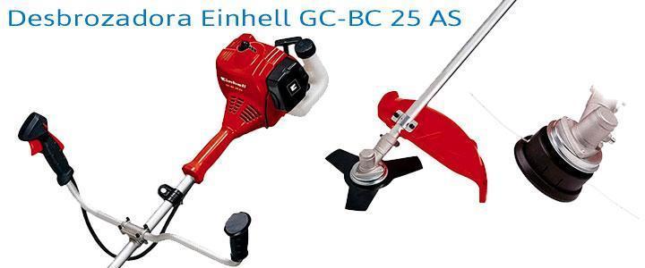 Desbrozadora Einhell GC-BC 25 AS