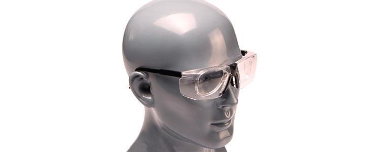 Gafas de seguridad con protección lateral