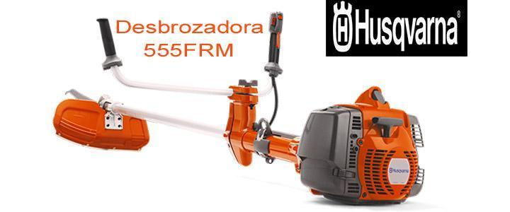 Desbrozadora Husqvarna 555FRM