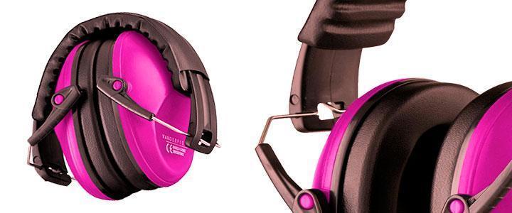 Protecciones auditivas Vanderfields